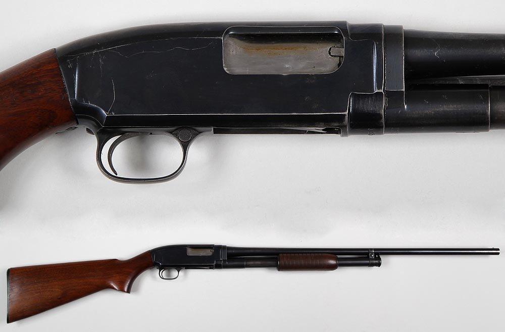 Winchester M12 Field grade 20g. plain barrel marked