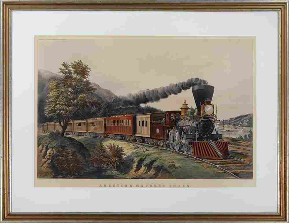 Currier and Ives, after FRANCES F. PALMER (American,