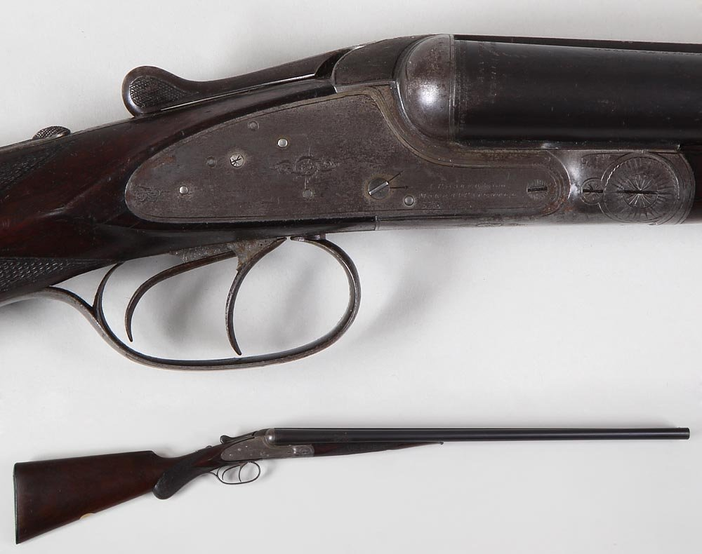 J. P. Sauer & Son 16g. ''The Knock-About'' sold through