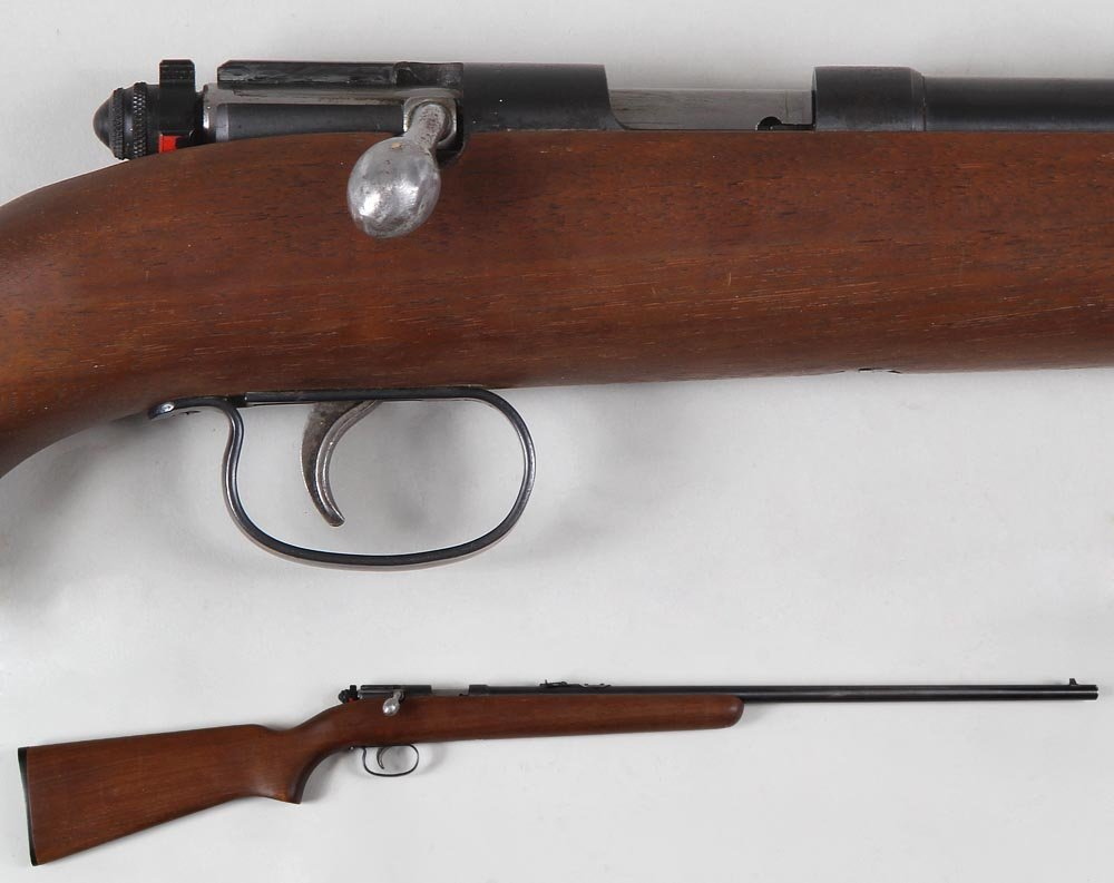 Remington Model 514 Single Shot Bolt Action Rifle in