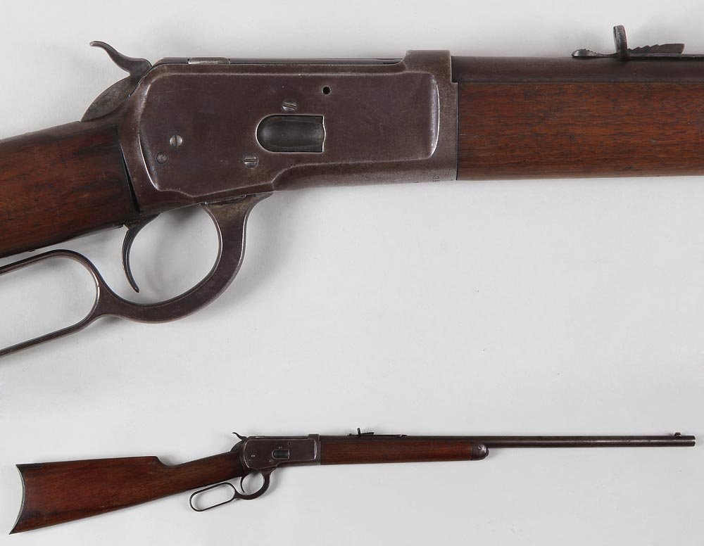Winchester Model 1892 Sporting Rifle in 32 WCF. The