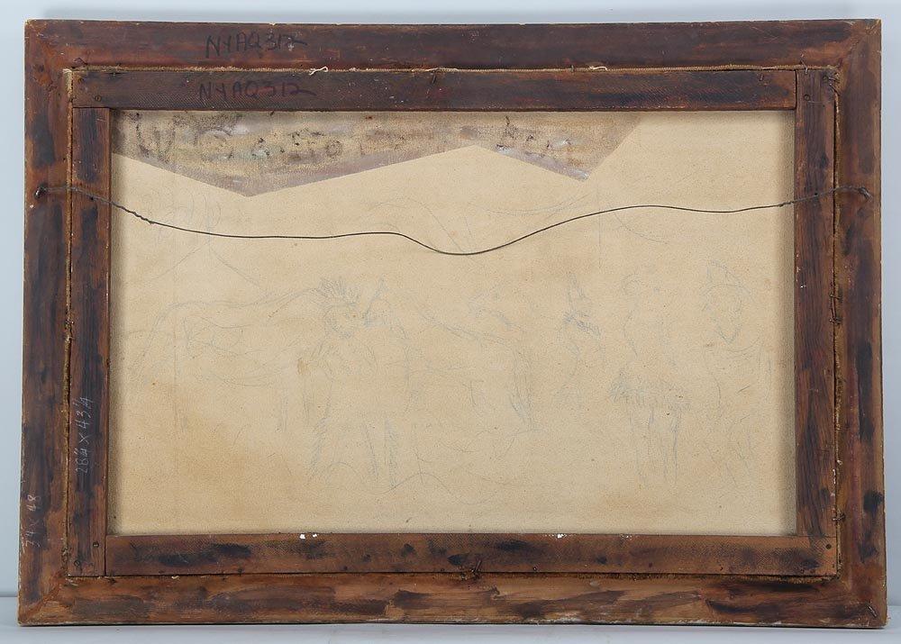 GIFFORD BEAL (American, 1879-1956), Artist's Guild Art - 10