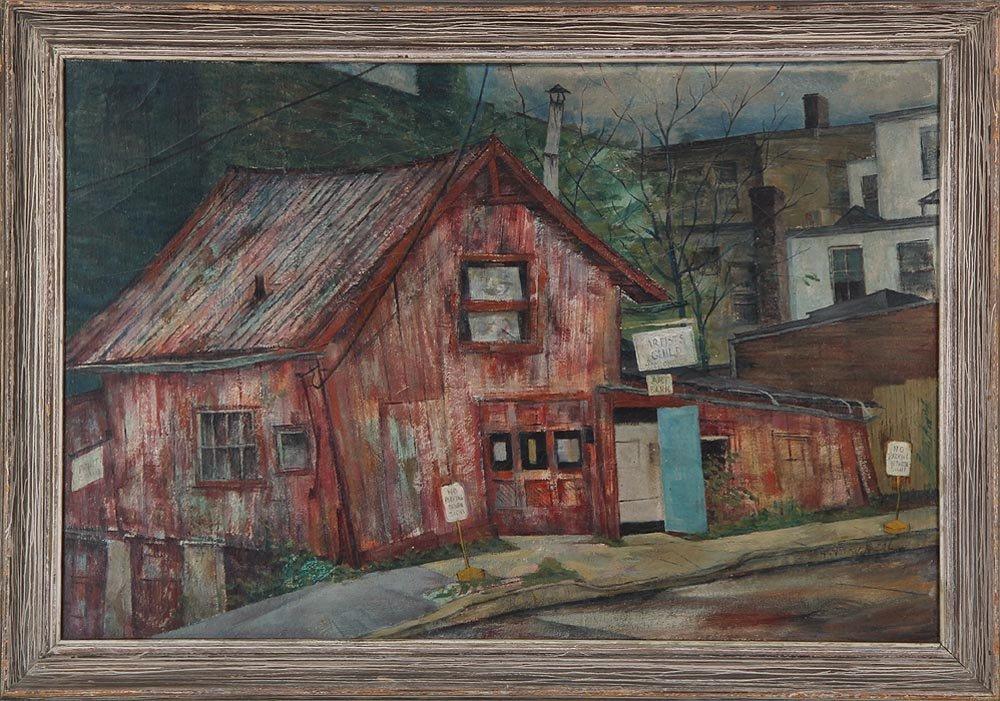GIFFORD BEAL (American, 1879-1956), Artist's Guild Art