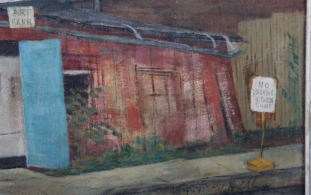 GIFFORD BEAL (American, 1879-1956), Artist's Guild Art - 2