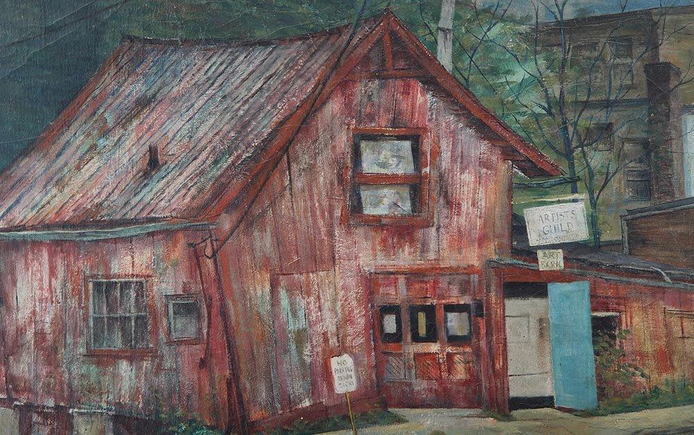 GIFFORD BEAL (American, 1879-1956), Artist's Guild Art - 3