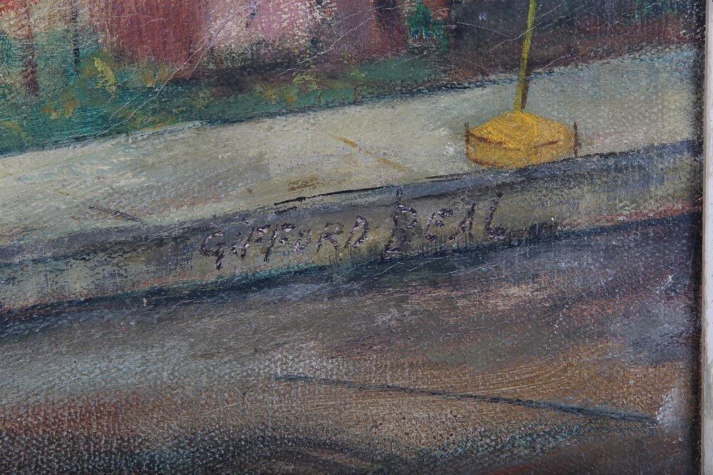 GIFFORD BEAL (American, 1879-1956), Artist's Guild Art - 9