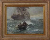 BERNARD FINEGAN GRIBBLE (American/British, 1873-1962),
