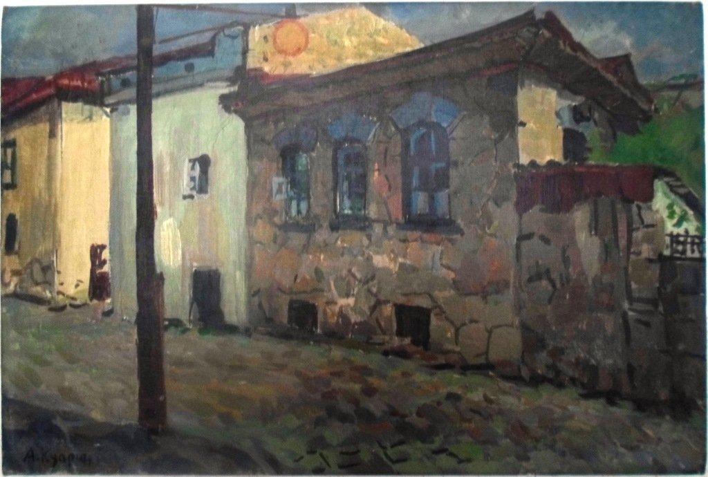 ALEKSANDR VASILEVICH KUPRIN(1880-1960)