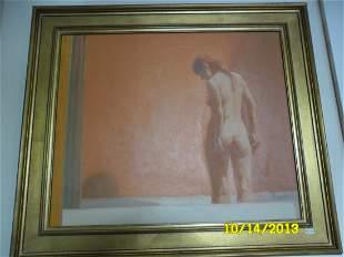 "William Anzalone \""Tub Standing In\"""