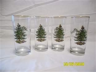 "SPODE ""Christmas Tree"" Pattern"