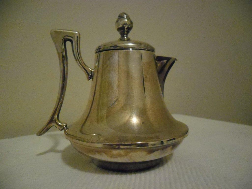 Greek Silver Tea Server