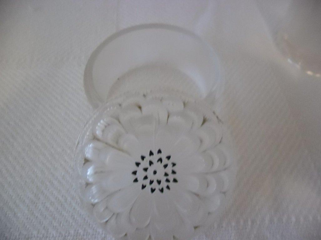 """Lalique """"Dahlia"""" Powder Box"""