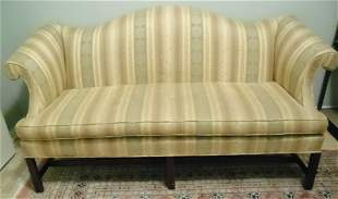 Camelback Couch