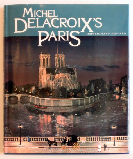 5021: Michel Delacroix Book Out of Print