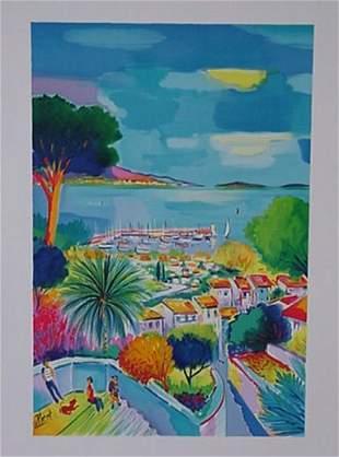 Jean Claude Picot Poster