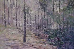 Charles Stapleton (Monet Style) Signed & Numbered