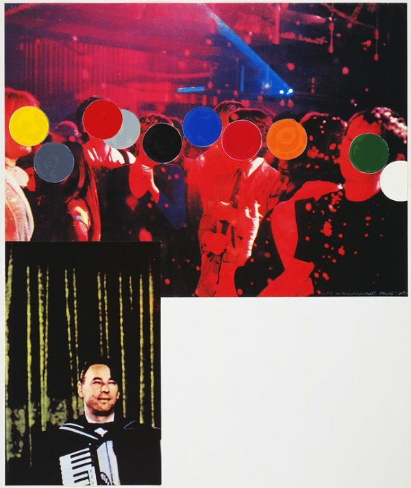 1525: John Baldessari Screenprint Pencil Signed & Numbe