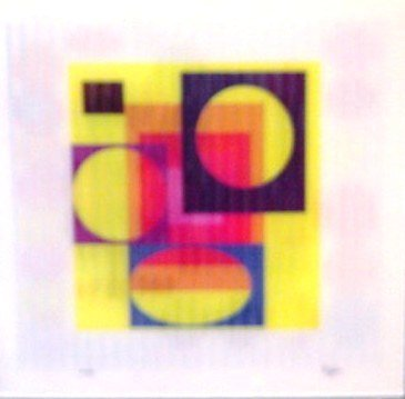 """5520: Agam Agamograph """"Optical Art"""" Signed & Numbered"""