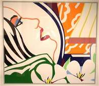 Tom Wesselmann Serigraph Signed & Numbered