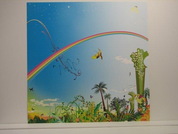 3510: Chiho Aoshima (Murakami Studio) Lithograph Signed