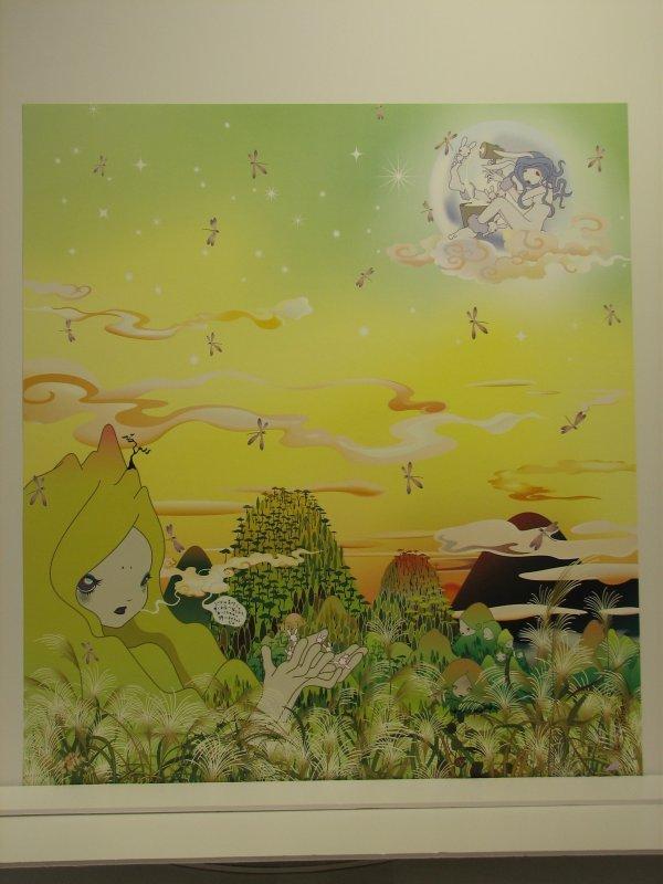 3512: Chiho Aoshima (Murakami Studio) Lithograph Signed