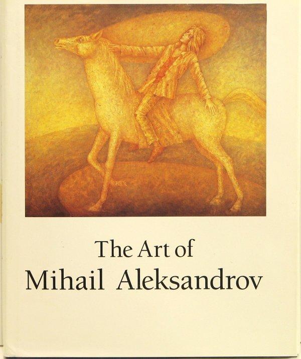 5603: Mihail Aleksandrov Russian Art Book