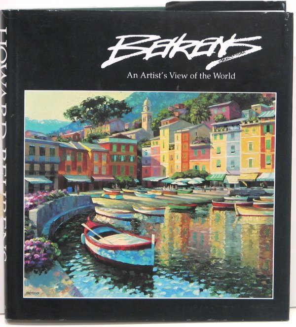 19: Howard Behrens Hard Cover Book