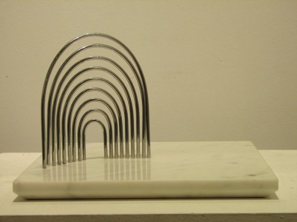 1405: Yaacov Agam Kinetic Sculpture Signed & Numbered