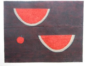 2283A: Rufino Tamayo Mixograph Signed & Numbered