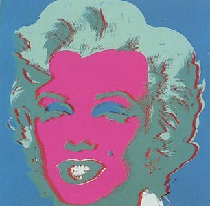 1338: Andy Warhol Marilyn Monroe 1967 Pencil Signed & N