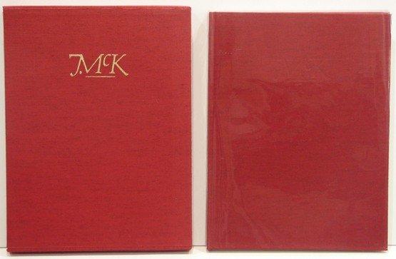 2252: Thomas McKnight Book Pencil Signed Limited Editio