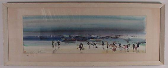 10: Atsushi Kikuchi: Watercolor
