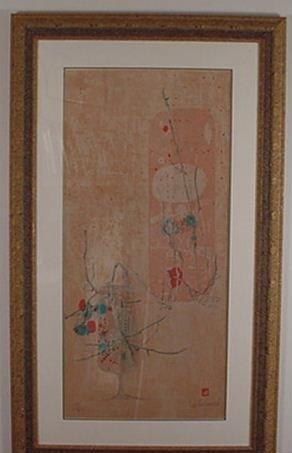 15: Lebandang: (Vietnam) Lithograph