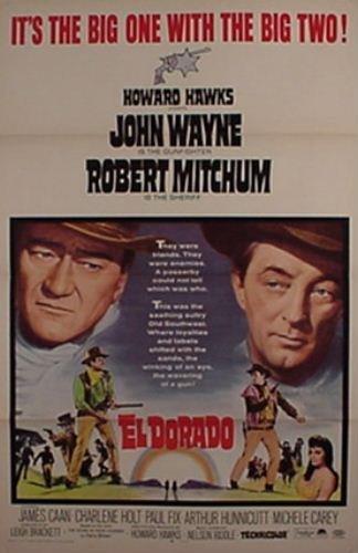 2001: John Wayne Robert Mitchum El Dorado Mov