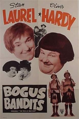 Laurel & Hardy Movie Poster
