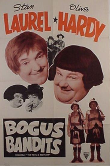 2003: Laurel & Hardy Movie Poster