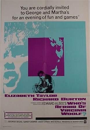 Elizabeth Taylor Richard Burton Virgini
