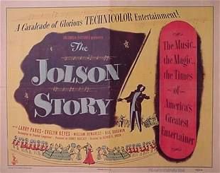Al Jolson Movie Poster