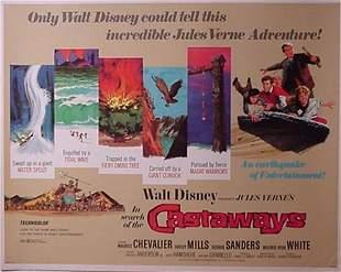 Jules Verne Maurice Chevalier Disney Mo