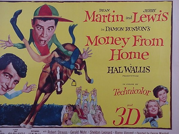 2014: Dean Martin Jerry Lewis Movie Poster