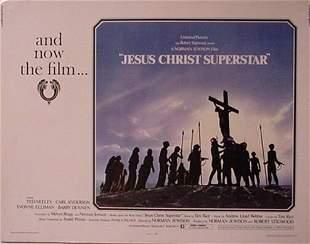 Jesus Christ Superstar Movie Poster