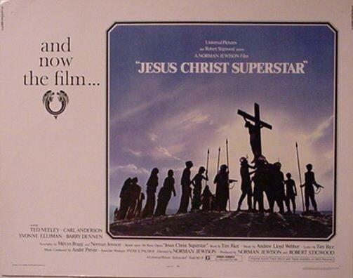 2021: Jesus Christ Superstar Movie Poster