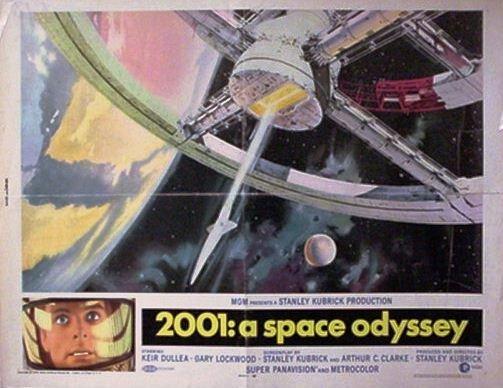 2023: Stanley Kubrick 2001 Space Odyssey