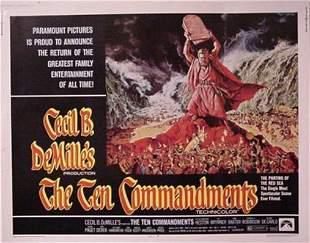 Cecil B. DeMille's 10 Commandments