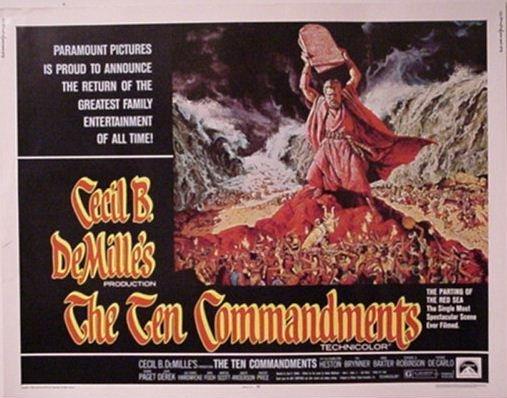 2024: Cecil B. DeMille's 10 Commandments