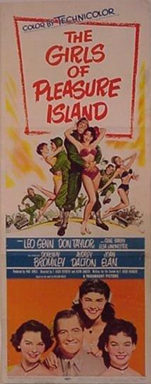 2048: 1953 Girls of Pleasure Island Movie Pos