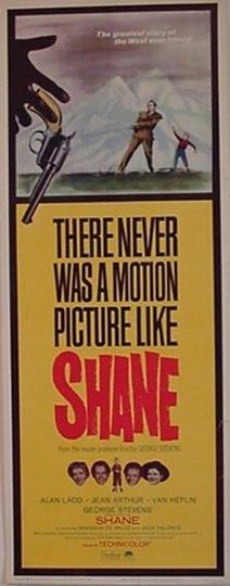 2087: Shane Movie Poster