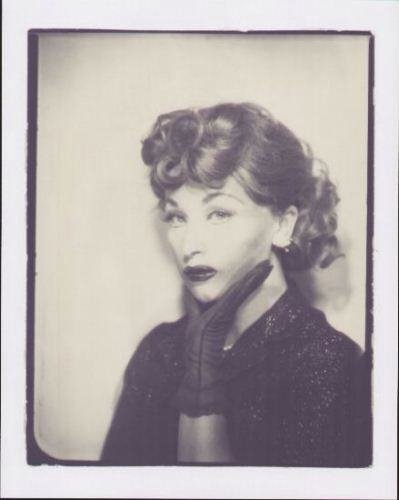 "2206: Cindy Sherman ""Lucille Ball"" Signed"