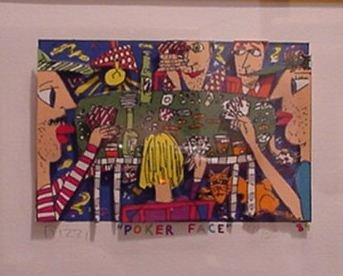 2223: James Rizzi Pencil Signed & Numbered
