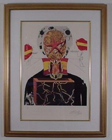 2212: Dali Etching Memories of Surrealism Sign & Number